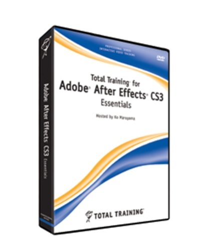 Total Training-After Effects CS3 Essentials