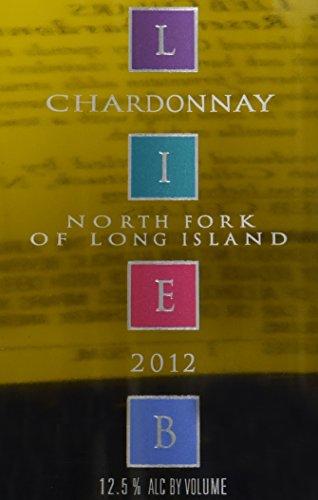 2012 Lieb Cellars North Fork Of Long Island Reserve Chardonnay 750 Ml