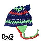 DOLCE&GABBANA (ドルチェ&ガッバーナ) ニット帽子 65 GD0GFE 81858  [並行輸入品]