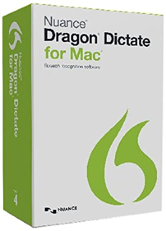 Dragon Dictate 4.0 (MAC)