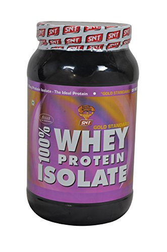SNT 100% Whey Protein Isolate - Choc - 2 Lbs (Chocolate, 4 Lbs)