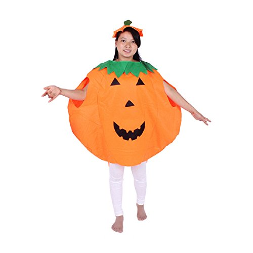 Tonsee Pumpkin Halloween Adult Outfit Clothes