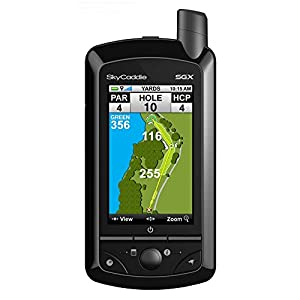 SkyGolf SkyCaddie SGX Golf GPS by SkyGolf