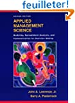 Applied Management Science: Modeling,...