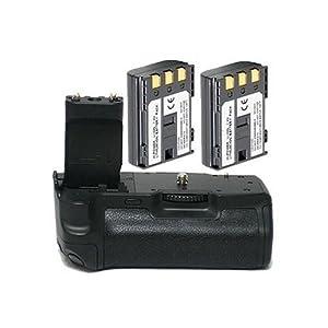 Opteka Battery Pack Grip / Vertical Shutter Release