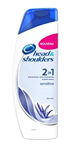 Head & Shoulders - 81387119 - Shampoing 2 en 1 - Sensitive - 270 ml