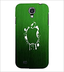 PrintDhaba Apple D-2249 Back Case Cover for SAMSUNG GALAXY S4 (Multi-Coloured)