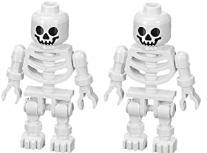 Skeleton (Swivel Arms) 2-Pack - LEGO Prince of Persia Minifigure by LEGO
