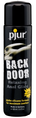 Pjur Backdoor Glide 100 ml Lube Personal Lubricant