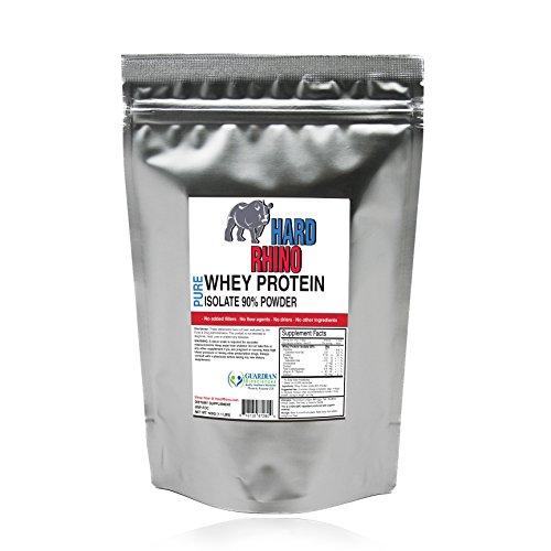 Isolat protéique de lactosérum 90% poudre pure