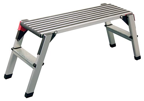 Images for Nesco Tools 9534 Folding Aluminum Step Platform