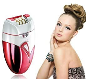 Epil-x Hair Removal 24k Gold Remove Hair in a Single Pass - The Most Efficient Epilator - Patented Pain Reduction