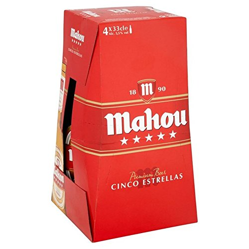 mahou-cinco-estrellas-premium-beer-4-x-330ml-pack-of-2