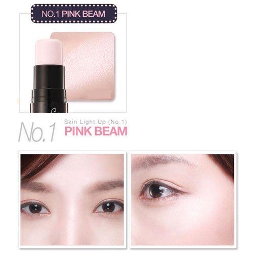 シャラシャラ スキン ライトアップ No.1 Pink Beam