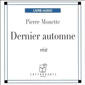 Dernier automne | Livre audio