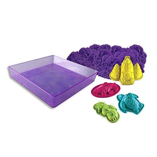 Kinetic Sand - Sandbox & Molds Activity Set