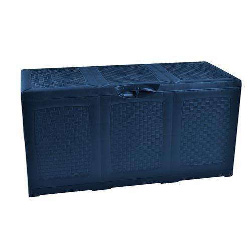 Gartenkissenbox 120x50x60 blau