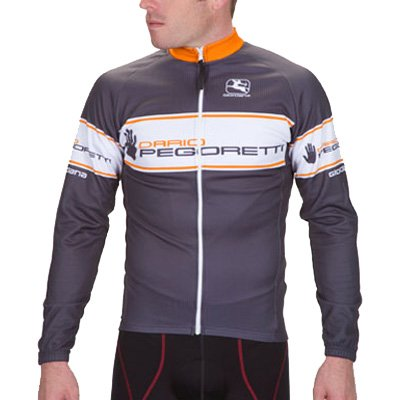 Buy Low Price Giordana 2009/10 Pegoretti Long Sleeve Cycling Jersey – GI-LSJY-TRAD-PEGO (B000I5NPUE)