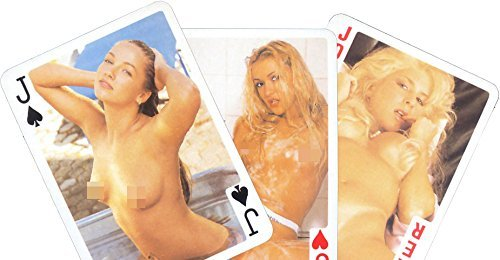 Deck of Nude Models - 54 Coated Playing Cards