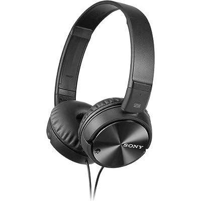 Sony Premium Noise-Canceling Lightweight Extra Bass Stereo Headphones