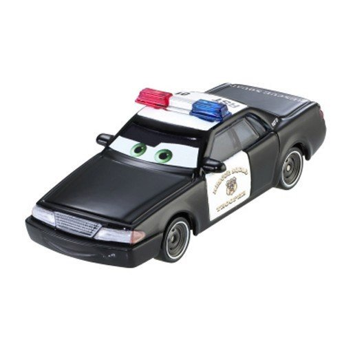 Disney Cars Rescue Squad Trooper Exclusive 1:55 Diecast Car