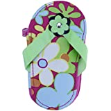 Iebeauty®8-in-1 Cute Slipper Girl Woman Nail Care Set Stainless Steel Nail Clipper Kits Manicure Kit Set With Leather Slipper-shaped Case