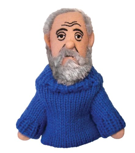 Ernest Hemingway Finger Puppet - 1