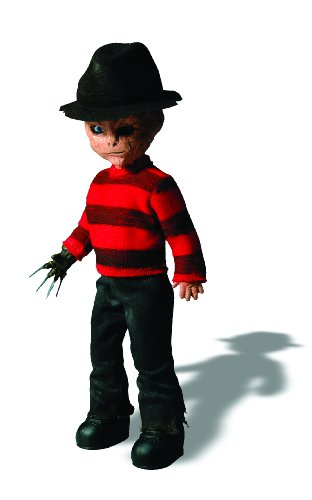 Picture of Diamond Comics Living Dead Dolls: Freddy Krueger 2010 Remake Doll Figure (B002UVWRPS) (Diamond Comics Action Figures)