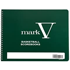 Unique Mark V Basketball Scorebook (Set of 12) by Unique