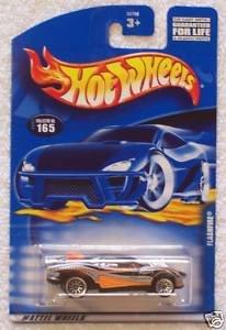 Hot Wheels Flashfire 10 Spoke #165 (2001)