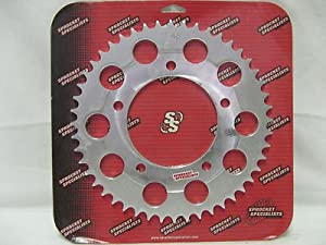 Sprocket Spec 48 Tooth 525 Aluminum Rear Sprocket Honda CBR 600/900 VT750 815-48