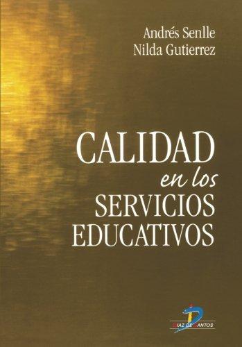 CALIDAD EN LOS SERVICIOS EDUCATIVOS