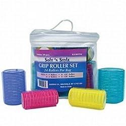 Soft N Style Grip Roller 24 Piece Set