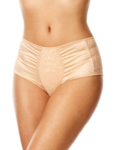 Masquerade Harem High Waisted Brief Low Rise Women's Briefs