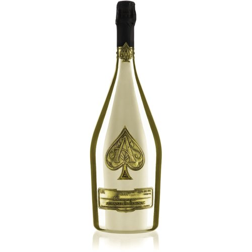 gold bottle ace of spades reviews on