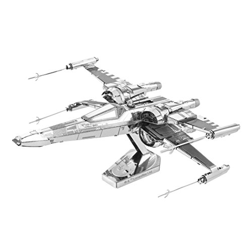 Fascinations Metal Earth Star Wars Force Awakens Poe Dameron's X-Wing Fighter 3D Metal Model Kit (3d Puzzles Advanced compare prices)