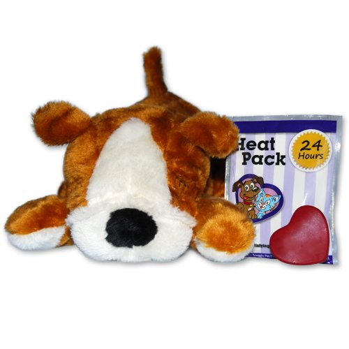 Snuggle Pet Products Snuggle Puppies Behavioral Aid Toy for Pets - Boxer Bulldog