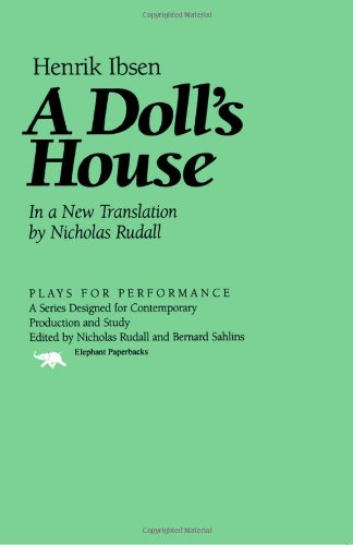 A Doll's House (Plays for Performance Series)