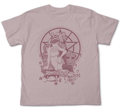 世紀末オカルト学院 マヤ Tシャツ モーブ サイズ:M