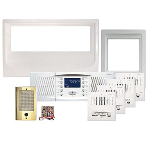Nutone Intercom Upgrade for IM3003 Remote Scan Master 4 Station Kit (Nutone Upgrade Kit compare prices)