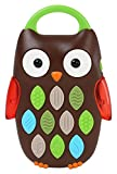 Skip Hop 2856 - Juguete Owl Phone, color marrón