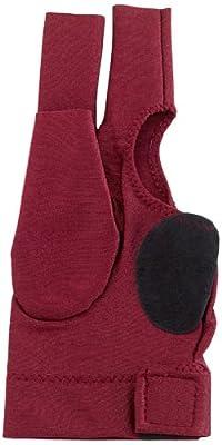 Pro Series BGD Padded Fingerless Three Fingered Billiard Glove