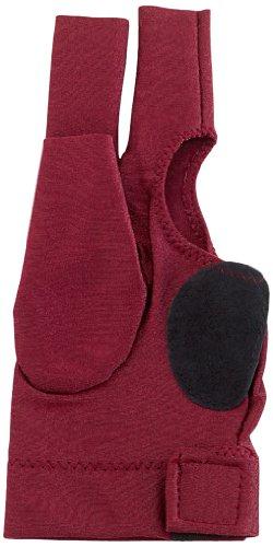 Buy Pro Series BGD Padded Fingerless Three Fingered Billiard Glove