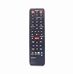 Nettech Samsung Replacement Blu-Ray Dvd Player Remote Control Part for AK59-00146A