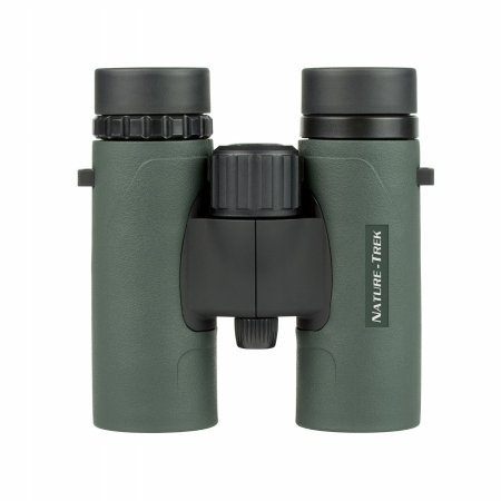 Hawke Sport Optics Nature Trek Binocular 10X32, Green Ha4151