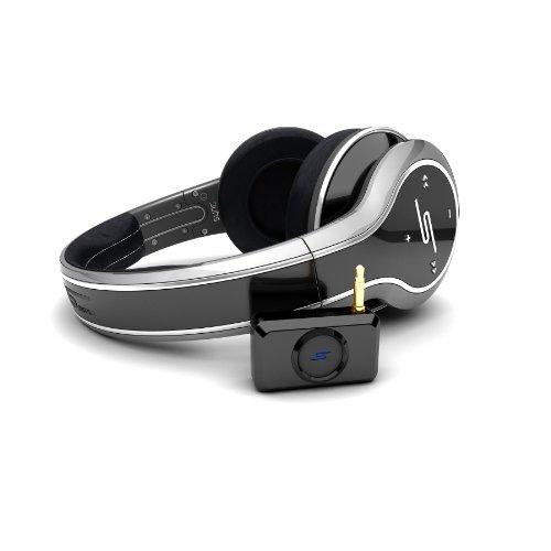 SMS Audio SYNC by 50 Cent Black/Silverの写真03。おしゃれなヘッドホンをおすすめ-HEADMAN(ヘッドマン)-
