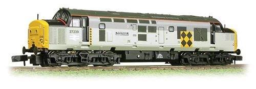 Graham Farish 371-467 BR Class 37 239 Railfreight Coal