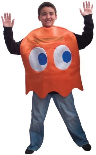 Pac-Man Clyde Deluxe Kids Costume