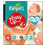 Pampers Easy Up Pants Size 4 (8-15kg) Maxi x 22 per pack