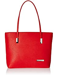 Lino Perros Women's Handbag (Red) - B01H1YNR84